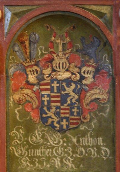 Wappen Graf Anton Günther