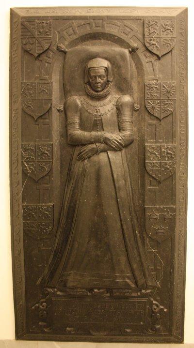 Epitaphe Sophie v. Sachsen-Lauenburg