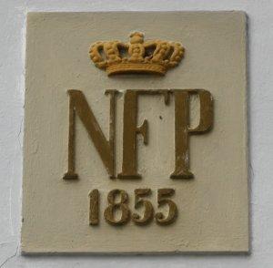 Nordenham-Großensiel ehem. Zollgebäude