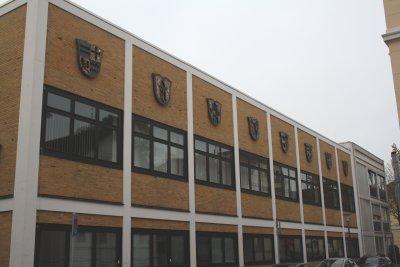 NWZ-Gebäude, Grüne Straße